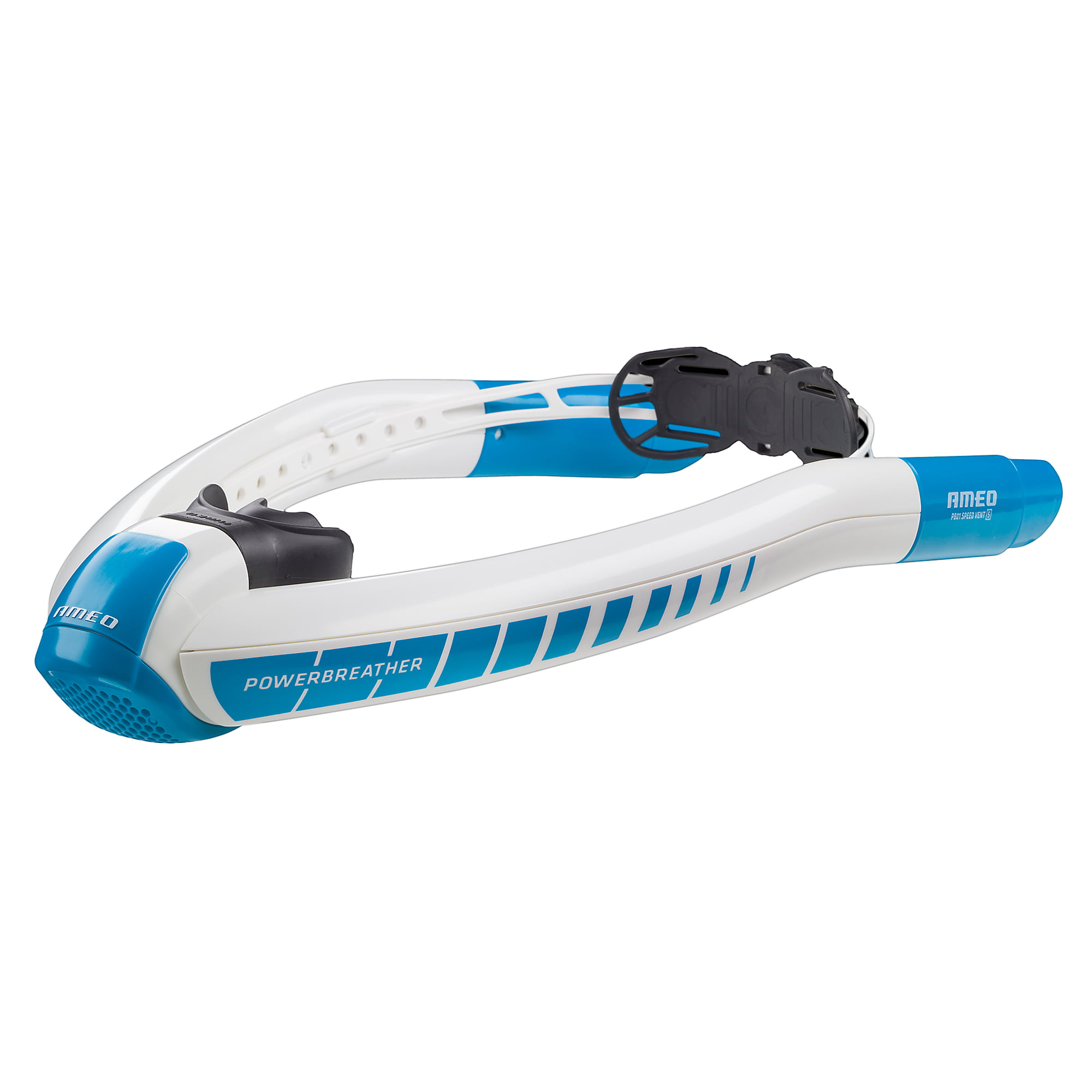 AMEO PowerBreather Wave Snorkel by Ameo
