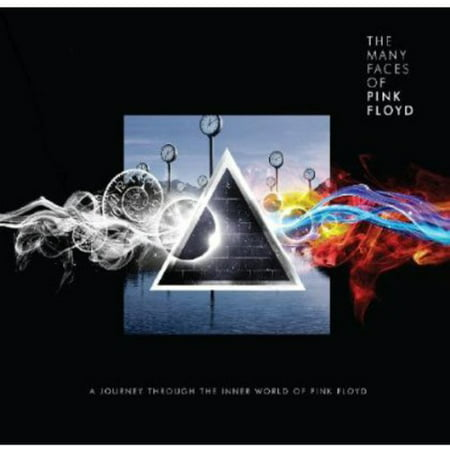 Many Faces of Pink Floyd (CD)