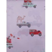 Pillowfort Sheet Set Desert Camels & Palm Trees Twin Bed Size Sheets Bedding