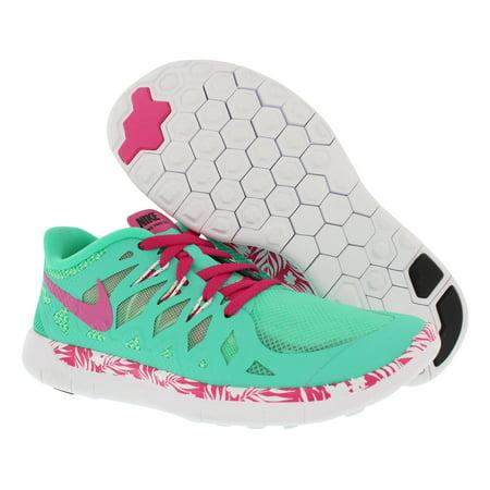 0f17023db29d Nike - Nike Free 5.0 Running Gradeschool Girl s Shoes Size - Walmart.com