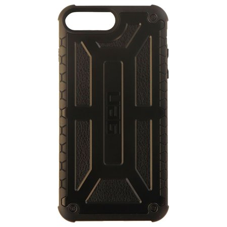 quality design d975e 94f4b Urban Armor Gear Monarch 5 Layer Case for iPhone 8 Plus 7 Plus 6s Plus -  Black