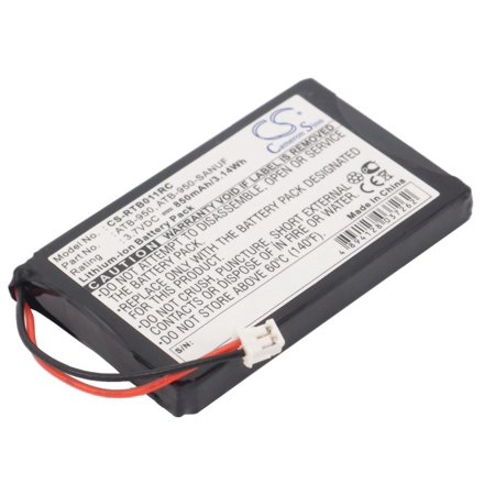 Cameron Sino 850Mah Battery For Rti T1  T1b  T2  T2   Theatertouch