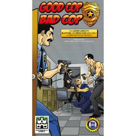 Overworld Games Good Cop  Bad Cop Game