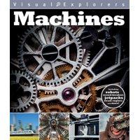 Visual Explorers: Machines (Paperback)