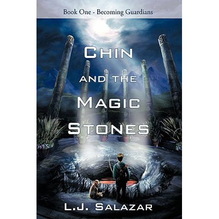 Chin and the Magic Stones : Book One - Becoming Guardians