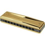Suzuki Gold Promaster Valved Harmonica C