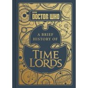Doctor Who: A Brief History of Time Lords - eBook