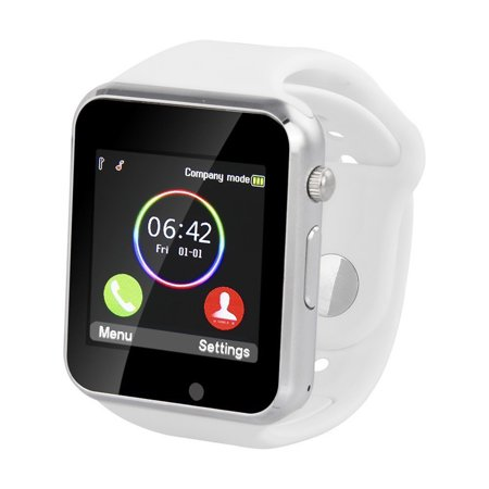 Bluetooth Smart Watch Phone GSM for Android Samsung HTC Sony LG and iPhone Smartphone