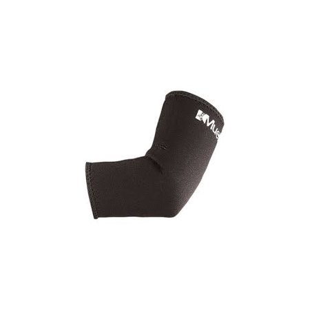 Safe T-sport Elbow Sleeve (Mueller Neoprene Blend Elbow Sleeve - Black )