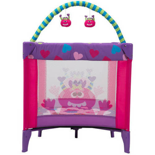 Cosco Funsport Deluxe Playard, Choose your Character