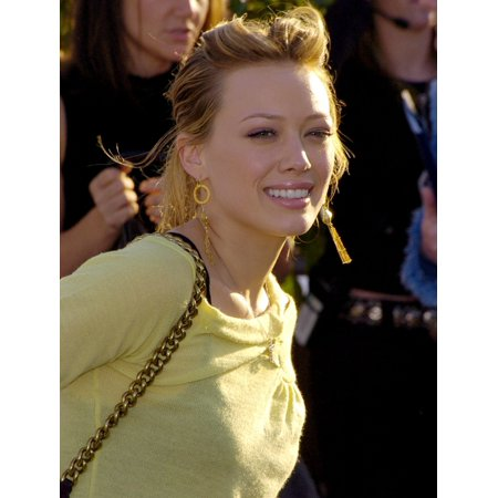 Hilary Duff At Arrivals For Children Affected By Aids Dream Halloween Fundraiser Barker Hangar Of The Santa Monica Air Center Santa Monica Ca October 29 2005 Photo By David LongendykeEverett Collectio](Cheap Halloween Fundraisers)