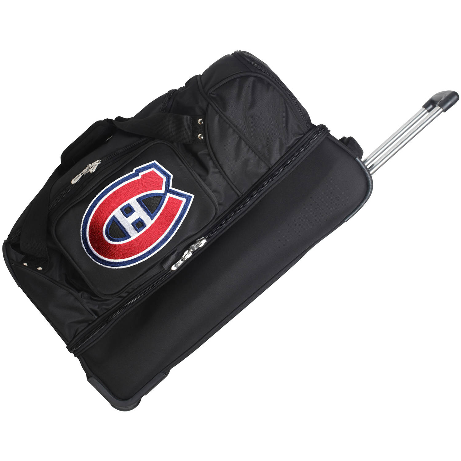 "Denco NHL 27"" Rolling Drop Bottom Duffel, Montreal Canadians by Mojo Licensing"