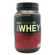 100% Whey Gold Standard Protein - Chocolate Optimum Nutrition 2 lbs Powder