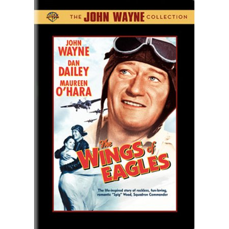The Wings Of Eagles (DVD) (Scripture Rise Up On Wings Of Eagles)