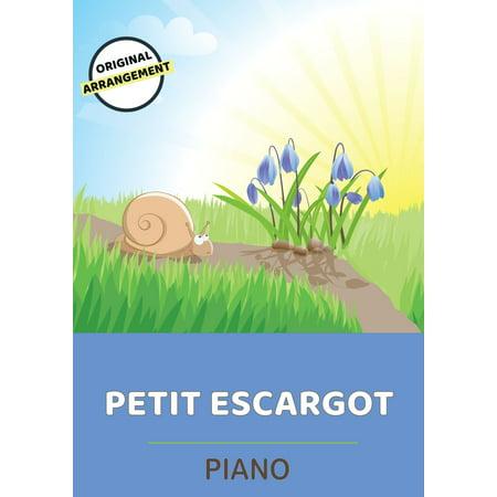 Petit Escargot - eBook