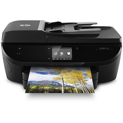 HP Envy 7640 e-All-in-One Printer/Copier/Scanner/Fax Machine