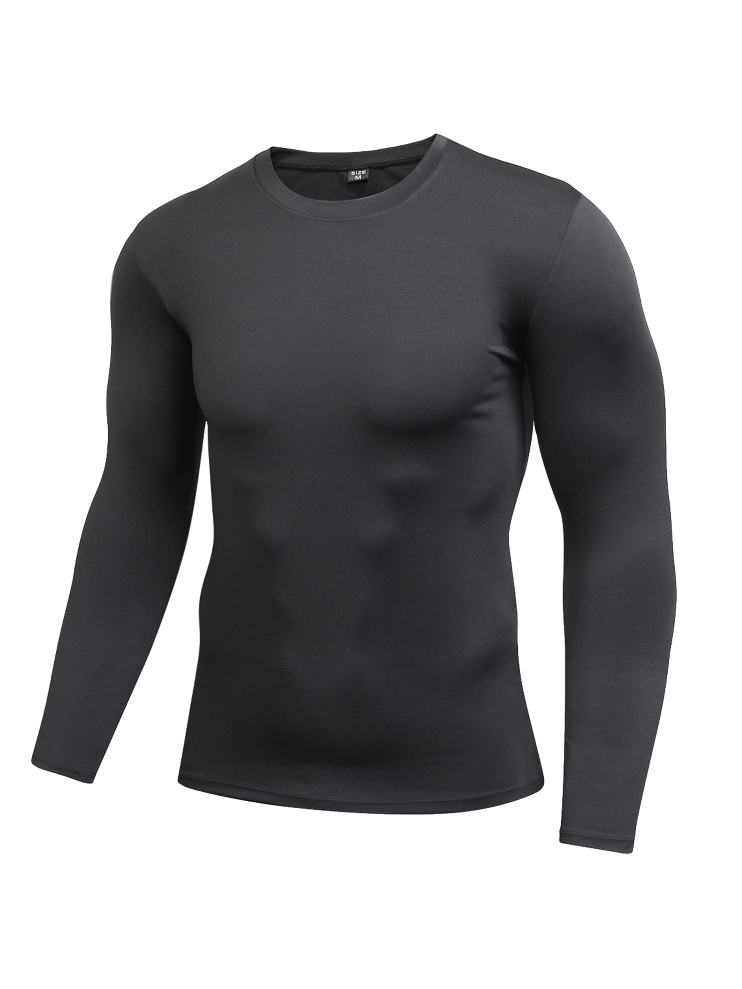 Details about  /Men/'s Compression Quick Dry Activewear Long Sleeve,Cycling Long Sleeve T-Shirt