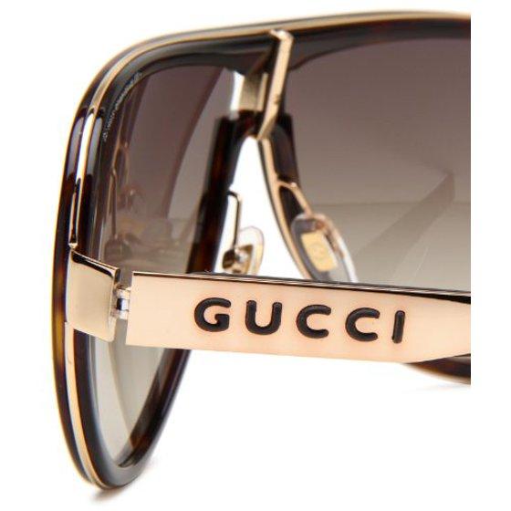 0cb29391f29 Gucci - Gucci 1566 S Aviator Sunglasses