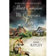 Margery Allingham's Mr Campion's Fox - eBook