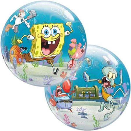 Spongebob Balloon (Burton & Burton 22