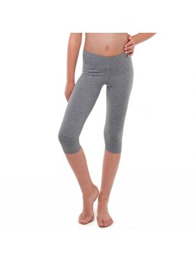 Dri-More Capri Legging (Little Girls & Big Girls)