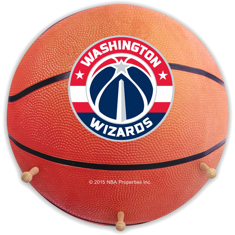 NBA Washington Wizards Basketball Coat Rack