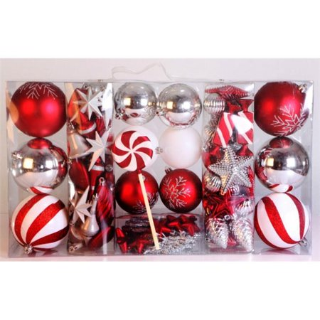 Winterland WL-ORNKIT-98-CDY Candy Collection Ornament Kit - Winterland Theme