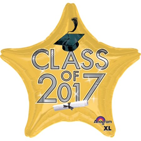 Anagram Graduation Class of 2017 Star School Colors 19