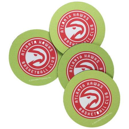 Memory Company Atlanta Hawks 4-Pack Neoprene Coasters
