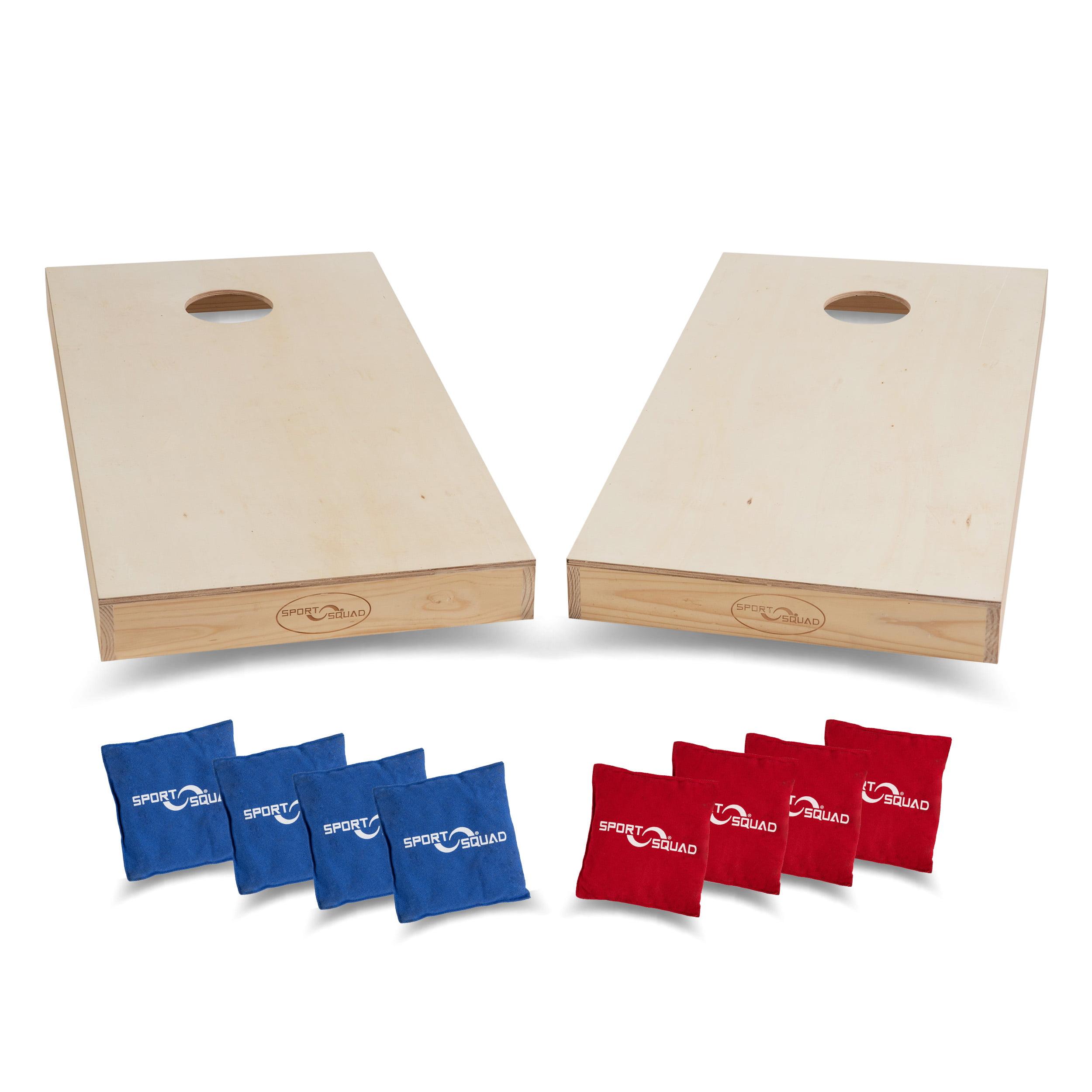 Wedding Themed Customizable Custom JR Size Custom Cornhole Boards Tailgating /& Traveling 15 x 30 Perfect for Kids