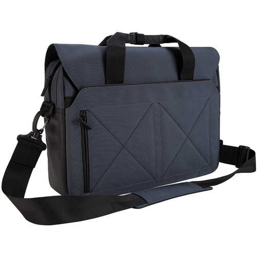 Targus T-1211 Topload Case for 15.6-Inch Laptops, Gray (TBT25304)