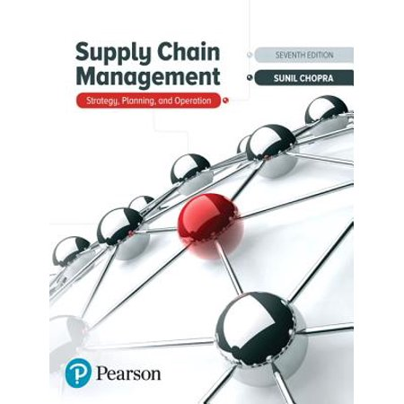 Supply Chain Management : Strategy, Planning, and (Role Of Engineers In Supply Chain Management)