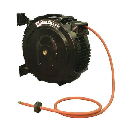 Reelcraft 3 8   65 Ft  Hose Reel  232 Psi Max  Pressure   Sga3665 Olp 1