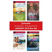 Harlequin Kimani Romance January 2016 Box Set - eBook
