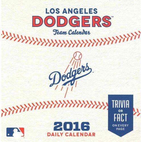 Los Angeles Dodgers 2016 Calendar Walmart Com