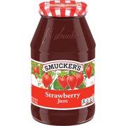 Smucker's Strawberry Jam, 48-Ounce