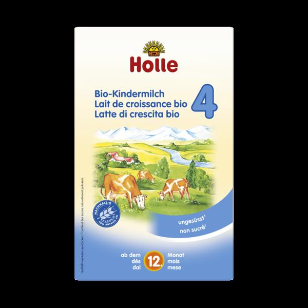 Holle Organic Milk Formula Stage 4