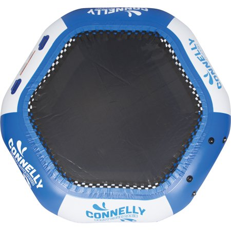 Connelly  Party Cove Oasis Lounge Inflatable Island Raft Float](Inflatable Party Rafts)
