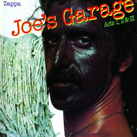 Frank Zappa - Joe's Garage - Vinyl (The Best Of Frank Zappa 2019)