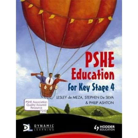 Pshe Education For Key Stage 4  Paperback