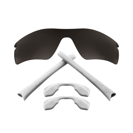 Replacement Lenses Accessories Compatible with OAKLEY RADAR PATH Iridium & White