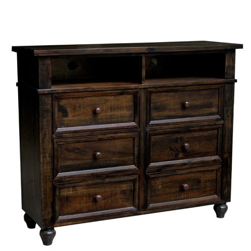 Darby Home Co Desaree 6 Drawer Media Chest
