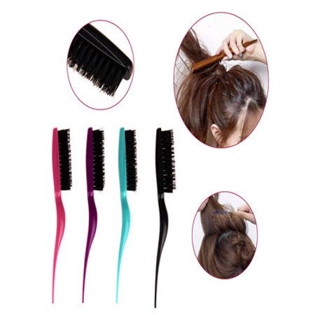 Modeling Comb Fight Combs Brush Plate Hair Salon Supplies