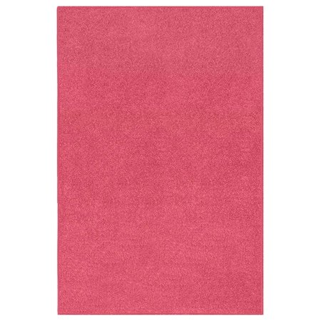Starwars Collection Solid Color Area Rugs Pink -