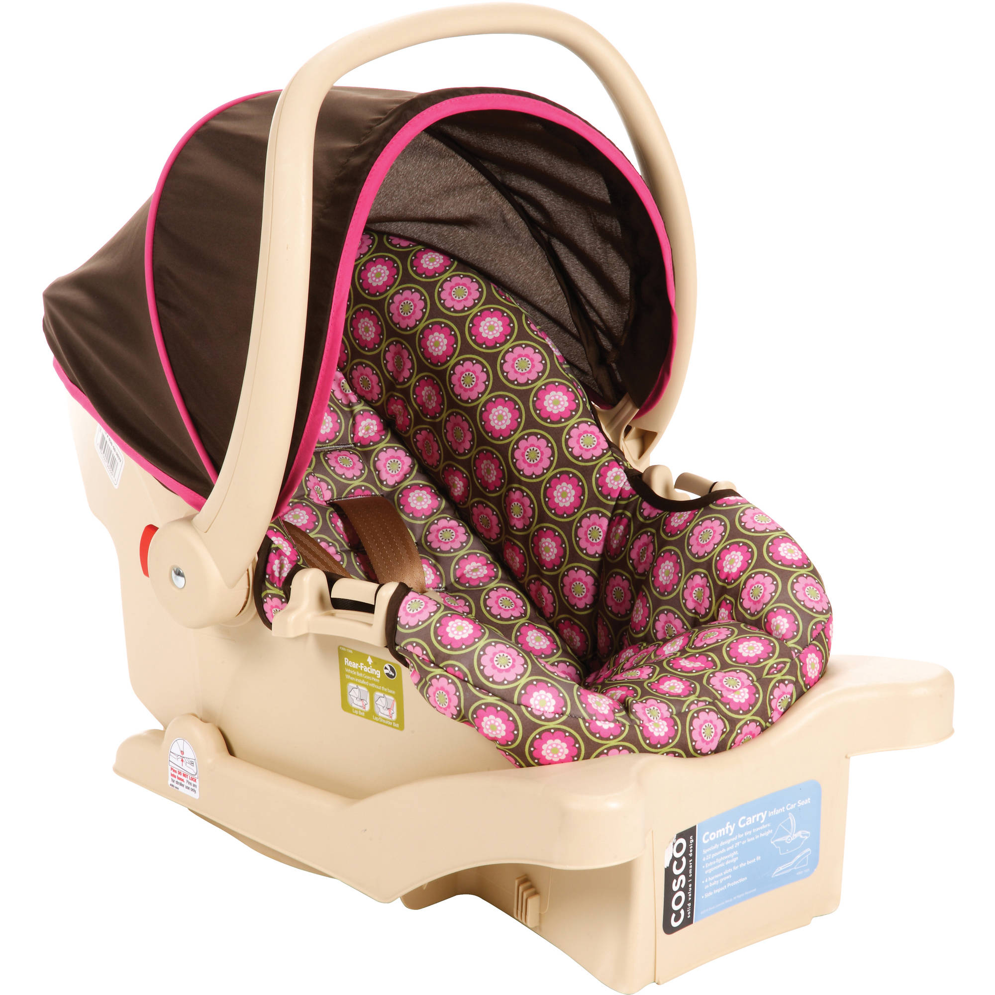 Cosco - Comfy Carry Infant Car Seat, Bloomsbury