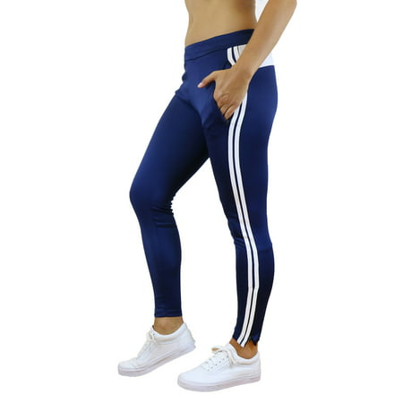 GBH Womens Slim Fit Track Joggers - Running Yoga Sports Jogging Workout (Jogging Sonnenbrille)