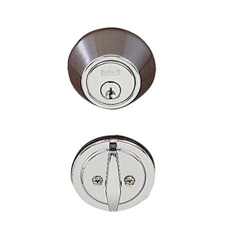 Better Home Products Single Cylinder Deadbolt