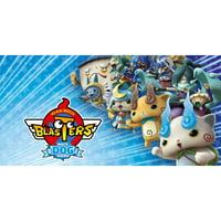 Nintendo 3DS YO-KAI Watch Blast White Dog 886389170011 (Email Delivery)