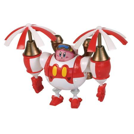 Kirby: Planet Robobot Armor Collection Kirby Robobot Parasol Mode Mini Figure