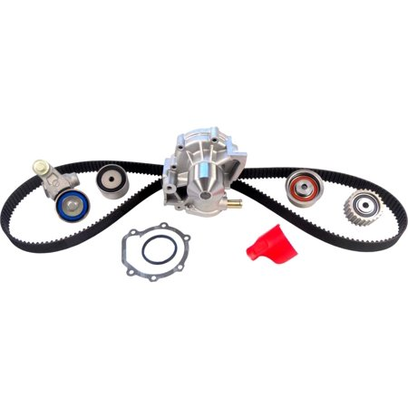 Gates TCKWP307 Timing Belt Kit, Water Pump Included